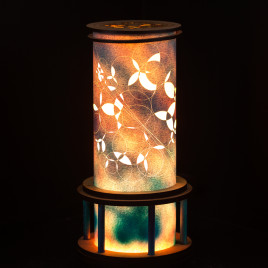 Allium Paper Lamp