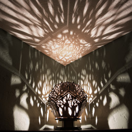 Tree Shadow Lamp