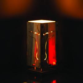 Figure Lamp