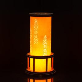 Aloe Paper Lamp